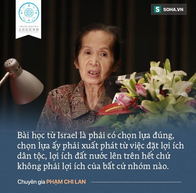 Câu chuyện 'để đời' của Đặng Lê Nguyên Vũ và đúc kết của bà Phạm Chi Lan về các thế hệ doanh nhân - Ảnh 6.