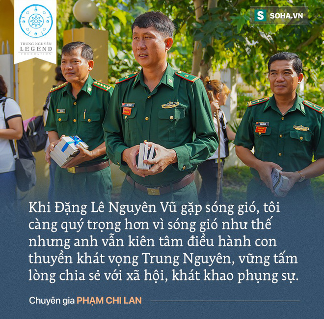 Câu chuyện 'để đời' của Đặng Lê Nguyên Vũ và đúc kết của bà Phạm Chi Lan về các thế hệ doanh nhân - Ảnh 8.