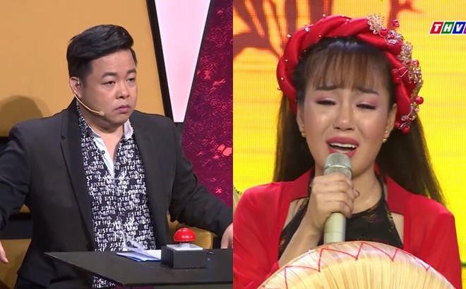 """Xin dừng thi vì ba mất, thí sinh bị Quang Lê nói thẳng: """"Không có đam mê, cho cơ hội là vô nghĩa"""""""