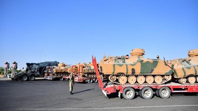 Thổ Nhĩ Kỳ động binh: S-400 đổi lấy 40 nghìn lính Kurd - Mỹ sắp vỡ trận ở Syria - Ảnh 2.