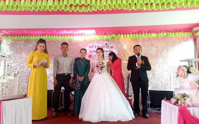 Đám cưới kh.ông chú rể ở Quảng Trị: Ai đến chung vui cũng lén lau n.ước m.ắ.t, thương cô dâu
