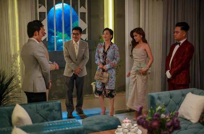 Nhiều cặp đã ly dị là không nhìn mặt nhau nhưng anh Quang Minh và chị Hồng Đào thì khác - Ảnh 1.