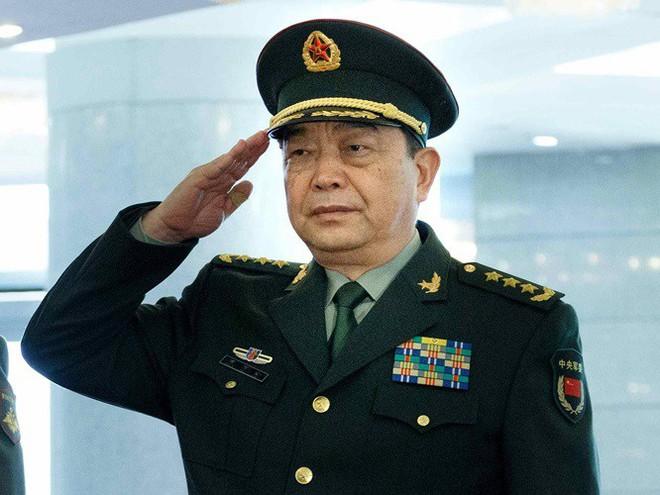 Nguyên Bộ trưởng Quốc phòng Thường Vạn Toàn bị giáng cấp và cơn lốc thanh trừng mới trong quân đội Trung Quốc - Ảnh 1.