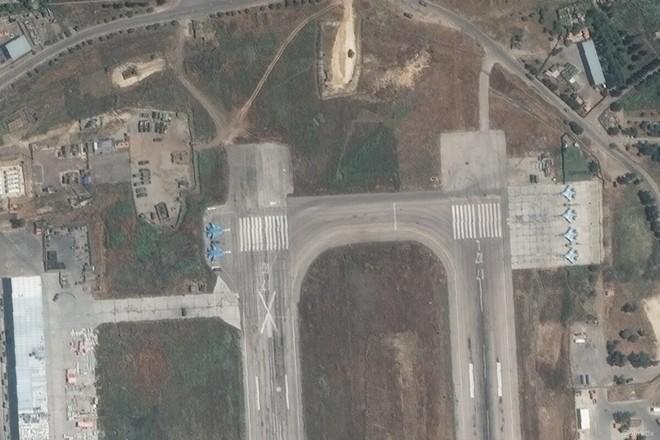 Tiết lộ mới nhất về số lượng máy bay chiến đấu Nga đang ở Syria: Phiến quân thấy mà run! - Ảnh 3.