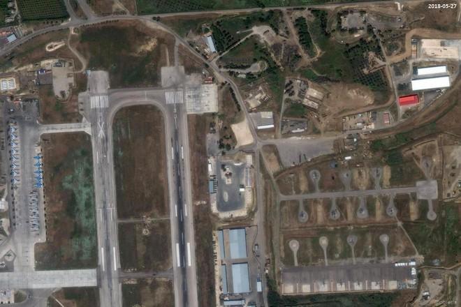 Tiết lộ mới nhất về số lượng máy bay chiến đấu Nga đang ở Syria: Phiến quân thấy mà run! - Ảnh 4.