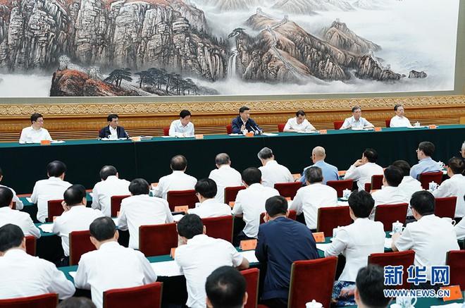 Chủ trì liên tiếp 2 hội nghị quan trọng, quân sư 3 đời lãnh đạo TQ đang khẳng định vị thế - Ảnh 1.