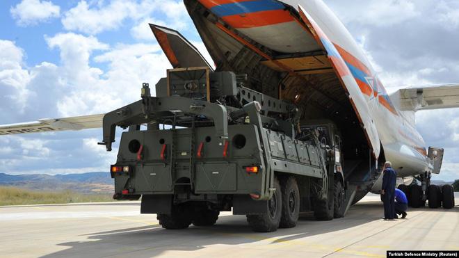 Thổ Nhĩ Kỳ mua S-400: NATO rơi vào kế ly gián, Nga còn dễ bề tiêu diệt F-35 của Mỹ - Ảnh 1.