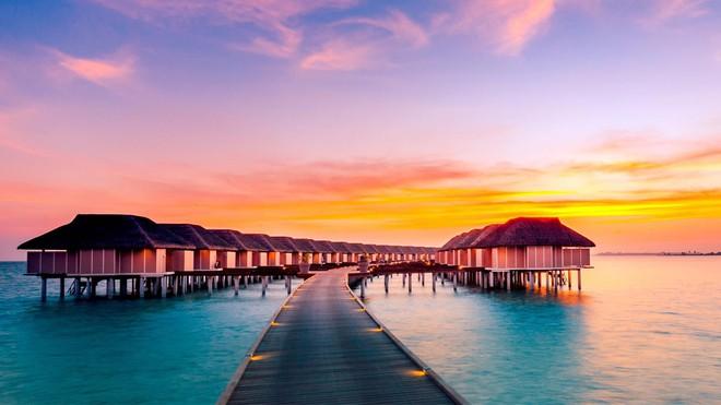 Ăn Hảo Hảo dạo đảo Maldives cùng Hoài Linh và Tóc Tiên ngay hôm nay - Ảnh 3.