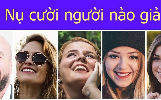 Theo bạn thì ai là người cười giả tạo nhất? Chọn số mấy cũng thể hiện rõ tính cách
