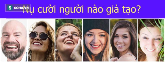 Theo bạn thì ai là người cười giả tạo nhất? Chọn số mấy cũng thể hiện rõ tính cách - Ảnh 1.