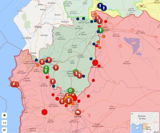 Máy bay Mỹ chơi trò đùa tử thần sát biên giới Syria - Tàu chiến Nga chất đầy tên lửa Kalibr tới Tartus - Ảnh 6.