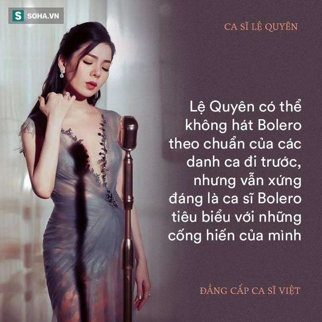 Đằng sau nhận xét Lệ Quyên không phù hợp với nhạc Bolero: Nỗi đau và cái giá của một kẻ bản lĩnh - Ảnh 1.