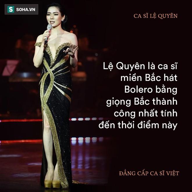 Đằng sau nhận xét Lệ Quyên không phù hợp với nhạc Bolero: Nỗi đau và cái giá của một kẻ bản lĩnh - Ảnh 9.