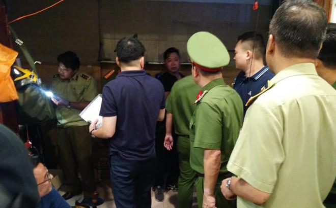 Hà Nội: 250 cán bộ, chiến sỹ liên ngành bí mật kiểm tra hàng loạt quán bar nhạy cảm