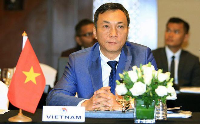 Phó chủ tịch VFF lên chức, nắm giữ vai trò quan trọng tại AFC