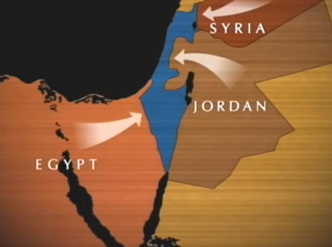 Kỳ 3: Israel bị bao vây từ 3 hướng - Ảnh 5.