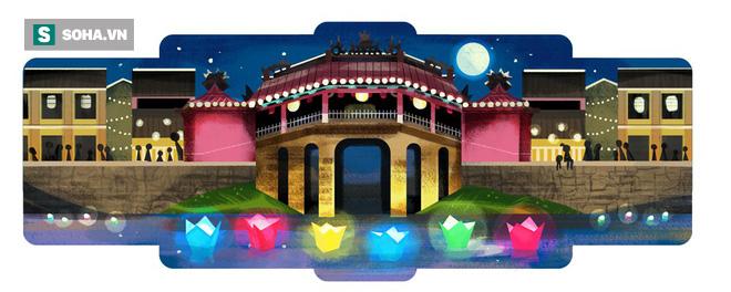 Hội An quyến rũ xuất hiện trên Google Doodle 16/7: Lý do Google tôn vinh là gì? - ảnh 1
