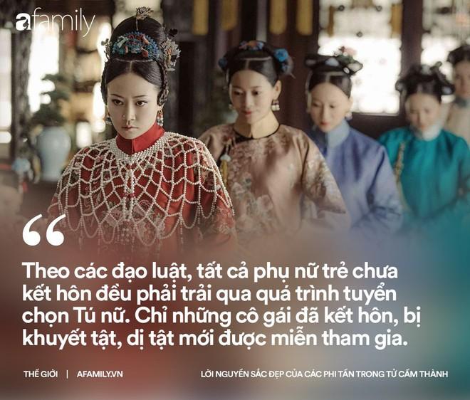 Cuộc sống chốn hậu cung Tử Cấm Thành: Nơi hồng nhan trở thành một lời nguyền và những lần tuyển phi tần nghiêm ngặt đầy ly kỳ - Ảnh 1.