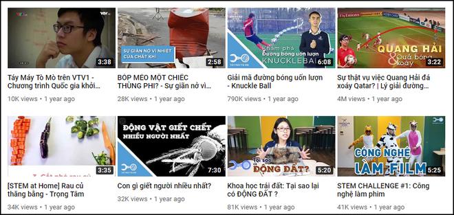 3 kênh YouTube Việt Nam nổi lên nhờ lấy chất đè lượng: Nội dung xịn, đồ họa đỉnh, mặc kệ sub ít - Ảnh 3.