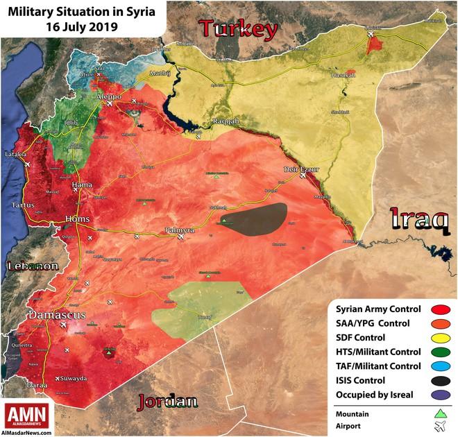 Máy bay Mỹ chơi trò đùa tử thần sát biên giới Syria - Tàu chiến Nga chất đầy tên lửa Kalibr tới Tartus - Ảnh 7.