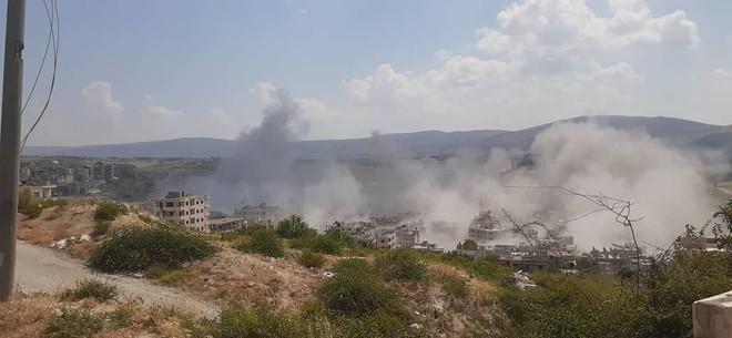 Máy bay Mỹ chơi trò đùa tử thần sát biên giới Syria - Tàu chiến Nga chất đầy tên lửa Kalibr tới Tartus - Ảnh 5.