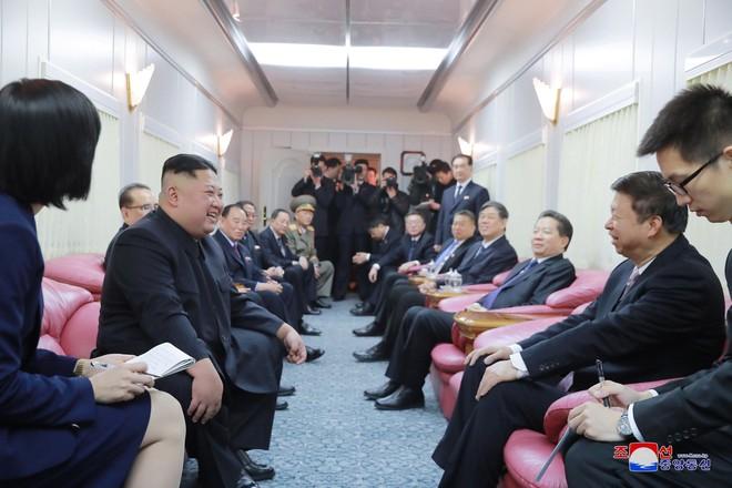 Trung-Triều liên thủ hành động lớn vào trước cuối năm nay: Cuộc gặp cấp cao nhất mới đây tiết lộ điều này? - Ảnh 1.