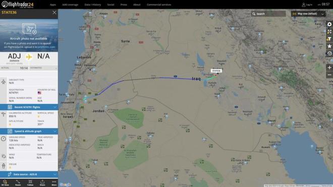 Máy bay Mỹ chơi trò đùa tử thần sát biên giới Syria - Tàu chiến Nga chất đầy tên lửa Kalibr tới Tartus - Ảnh 2.