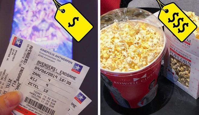 9 sự thật đặc biệt về các rạp chiếu phim mà bạn sẽ chẳng thể biết được nếu không phải