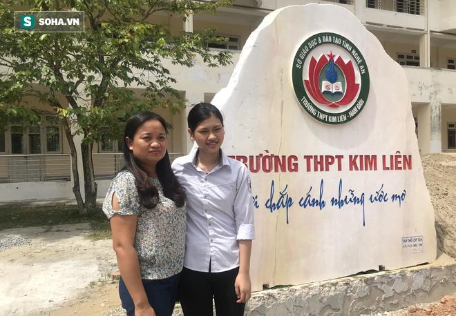 Nữ sinh xứ Nghệ gây sốt vì đạt thủ khoa khối A của tỉnh và xếp thứ 9 toàn quốc - Ảnh 8.