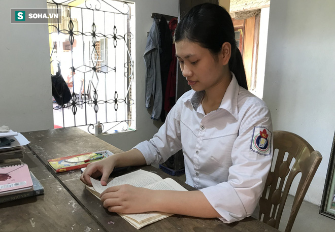 Nữ sinh xứ Nghệ gây sốt vì đạt thủ khoa khối A của tỉnh và xếp thứ 9 toàn quốc - Ảnh 2.