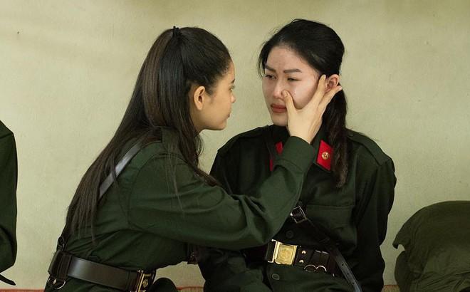 """Ngọc Thanh Tâm sụt cân, khóc nức nở khi tham gia """"Mỹ nhân hành động"""""""