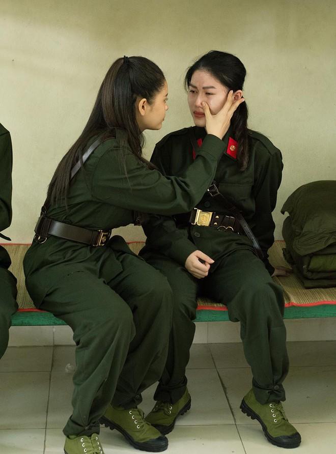 Ngọc Thanh Tâm sụt cân, khóc nức nở khi tham gia Mỹ nhân hành động - Ảnh 6.