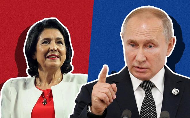 """TT Gruzia """"trải lòng"""" về quan hệ với Moskva và quá khứ với Liên Xô: Căng thẳng với Nga mãi cũng thành quen..."""