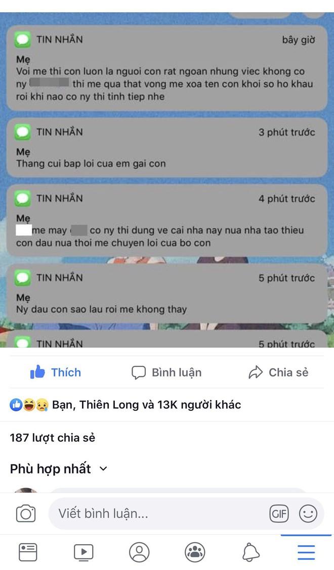 Mẹ dọa cắt hộ khẩu vì ế, chàng trai lên mạng cầu cứu bỗng được nhiều cô nhắn tin làm quen - Ảnh 2.