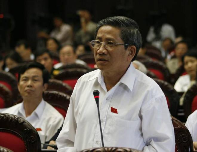 GS Nguyễn Minh Thuyết: Làm đường sắt cao tốc Bắc - Nam chi phí quá lớn, không hiệu quả! - Ảnh 3.