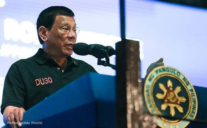 """TT Philippines tuyên bố """"lên tàu"""" cùng Hạm đội 7 đối đầu TQ, muốn thực thi hiệp ước phòng thủ với Mỹ"""