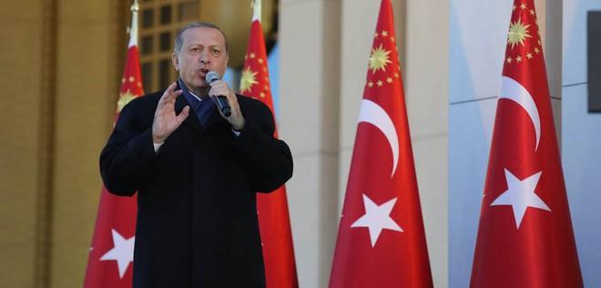 Báo Mỹ: Đừng để Thổ trở mình sang Nga - ảnh 2