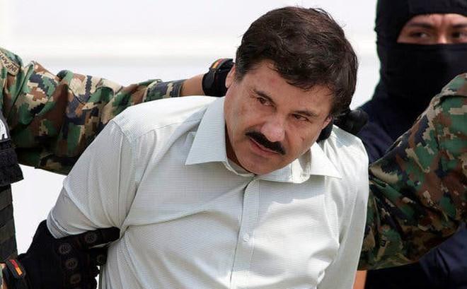 """Ông trùm khét tiếng El Chapo bị kết án, sẽ vào siêu nhà tù """"chưa ai từng trốn thoát"""""""