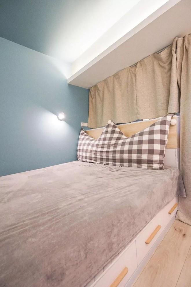 Căn hộ 39.5m² trong khu tập thể cũ vẫn đủ để thiết kế một không gian 2 phòng ngủ hiện đại và đẹp mắt - Ảnh 13.
