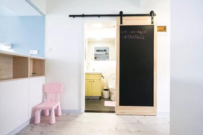 Căn hộ 39.5m² trong khu tập thể cũ vẫn đủ để thiết kế một không gian 2 phòng ngủ hiện đại và đẹp mắt - Ảnh 16.