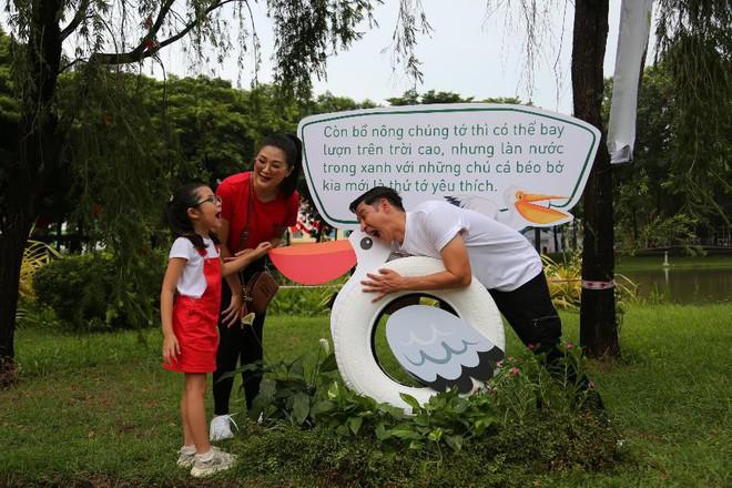 Chinh phục thiên nhiên kỳ thú giữa lòng Sài Gòn - ảnh 3