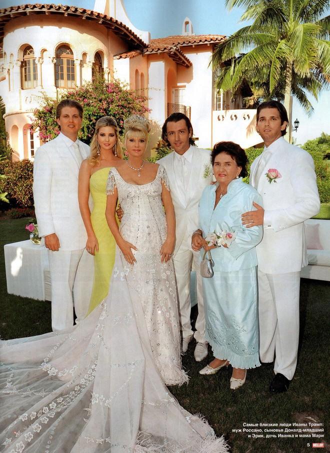 4 đời chồng, tổ chức đám cưới 3 triệu đô ở chính khách sạn của chồng cũ nhưng vợ đầu Tổng thống Mỹ vẫn kiêu hãnh với những cuộc hôn nhân đổ vỡ - Ảnh 3.