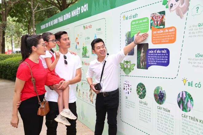 Chinh phục thiên nhiên kỳ thú giữa lòng Sài Gòn - ảnh 5