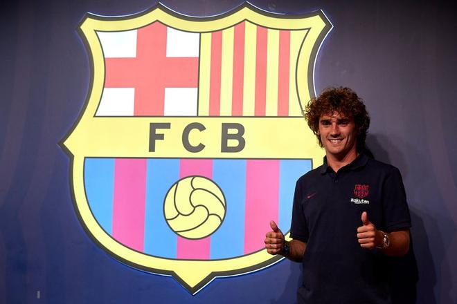 Về Barcelona rồi, bom tấn 120 triệu euro Antoine Griezmann biết đá ở đâu? - Ảnh 6.