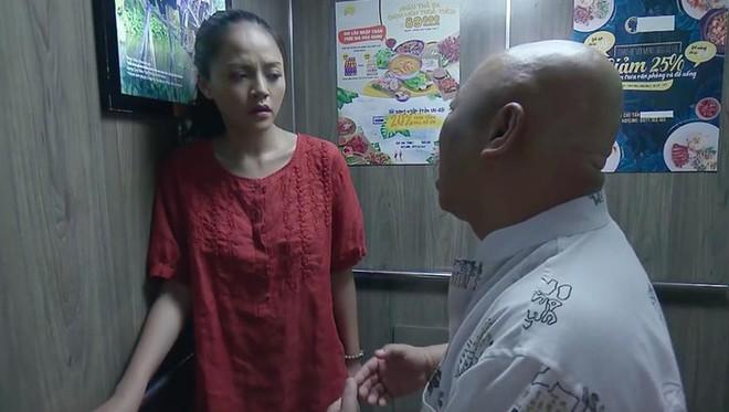 Diễn viên Thu Quỳnh và 3 lần bị cưỡng hôn trong phim Về nhà đi con - Ảnh 5.