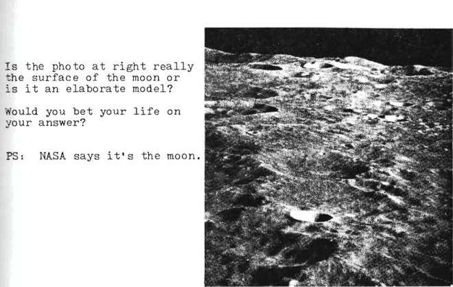Vì sao đến cả người Mỹ cũng không tin vào sự kiện đặt chân lên Mặt Trăng, dù thời đó chưa có internet? - Ảnh 2.