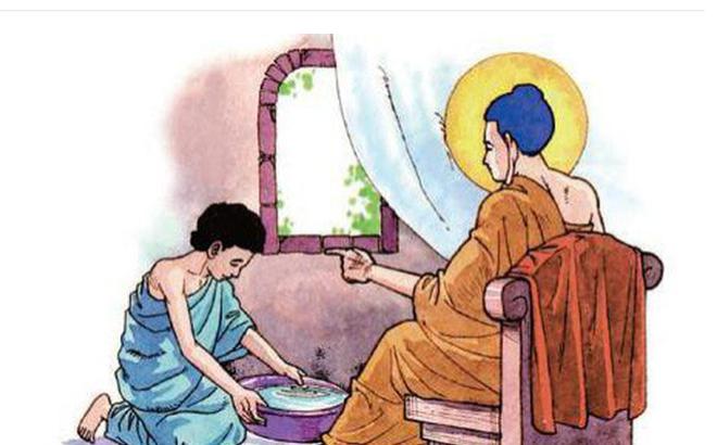 Lỡ ăn vụng ở nhà vợ rồi nói dối, chồng không ngờ hậu quả sau đó và bài học Đức Phật dạy con