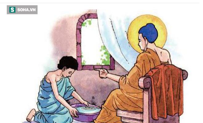 Lỡ ăn vụng ở nhà vợ rồi nói dối, chồng không ngờ hậu quả sau đó và bài học Đức Phật dạy con - Ảnh 2.