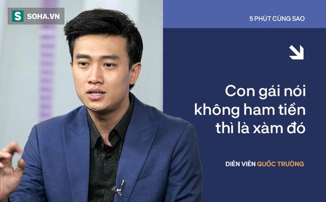 """Quốc Trường """"Về nhà đi con"""": Giờ cho tôi hôn 10 cô Hoa hậu Việt Nam, tôi cũng chẳng cảm thấy ngon lành gì đâu"""
