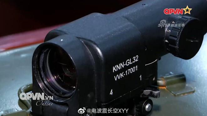 Báo Trung Quốc quan tâm mắt thần trên súng trường Galil ACE Việt Nam - ảnh 2